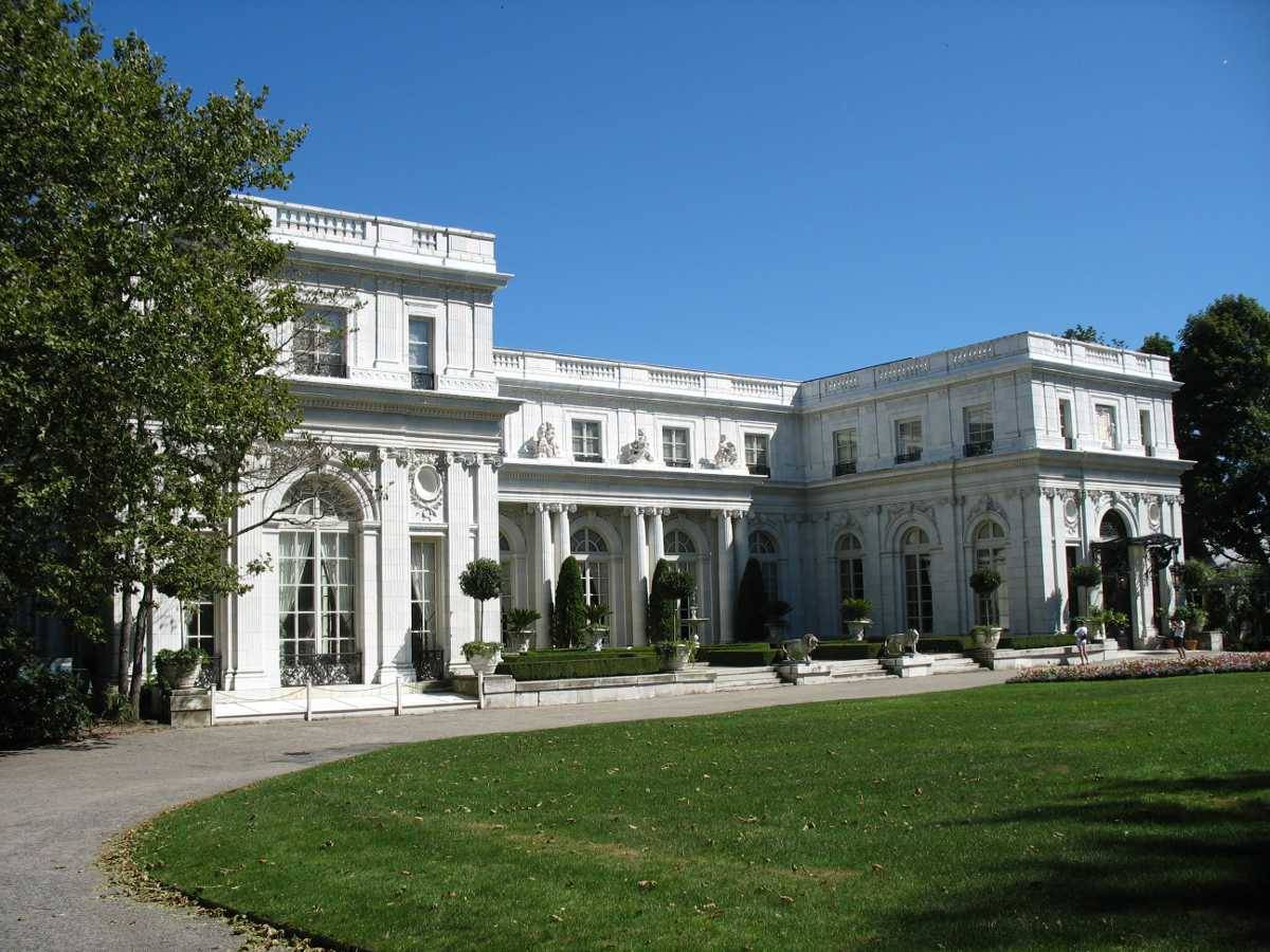 Rosecliff-Newport-Mansion